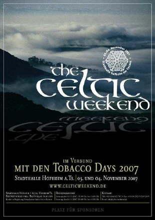 Celtic Weekend